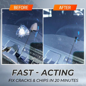Crackfix™ Windshield Repair Agent 3