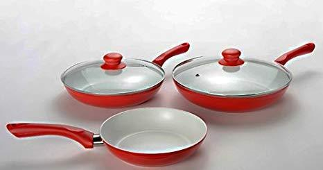 CERAMICORE NON-STICK CERAMIC FRYING PANS