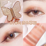 Eyeshadow Palette Butterfly