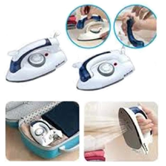 Portable Travel Steam Electric Flat Iron