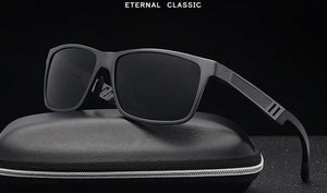 Alloy Polarized Sunglasses For Men