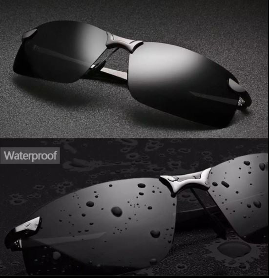 NEW MEN'S PHOTOCHROMIC POLARIZED SUNGLASSES