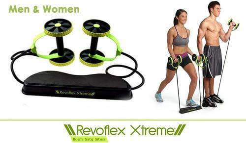 REVOFLEX XTREME™ ABS TRAINER AND WORKOUT KIT