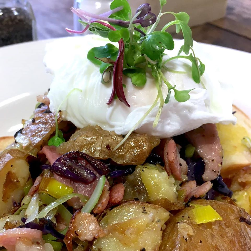 Bubble and Squeak (Our Way)