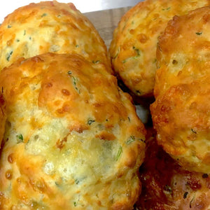Scones - Cheese and Rocket