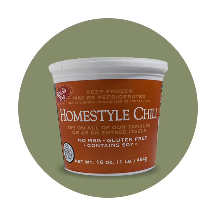 Homestyle Chili Trio