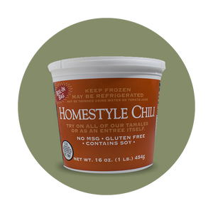 Homestyle Chili