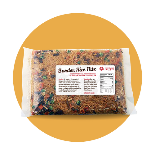 Hacienda Rice Mix
