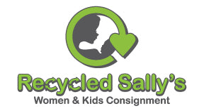 image of our logo recycled sally's