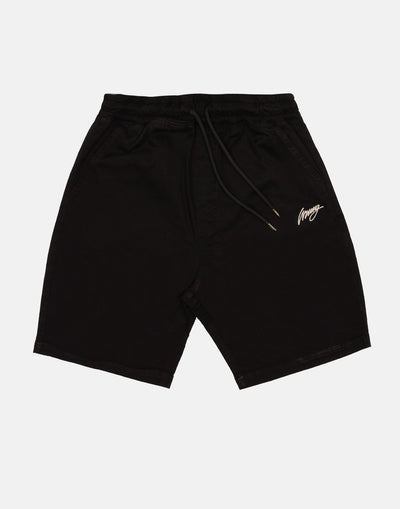 Wrung shark short black