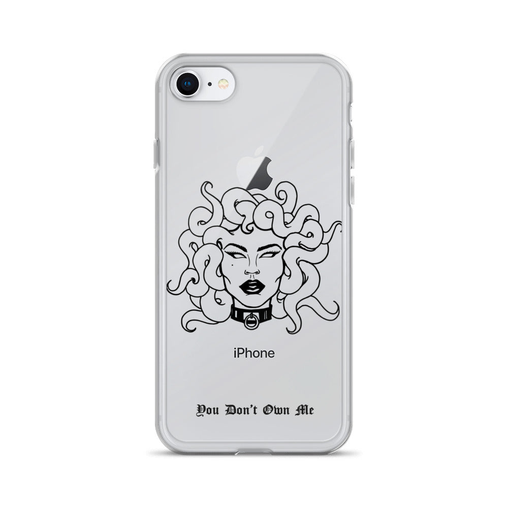BrooklynTee Medusa iPhone Case