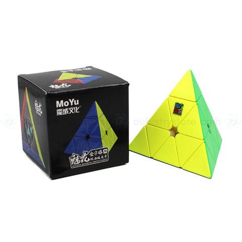 MeiLong Pyraminx M – Cubistry