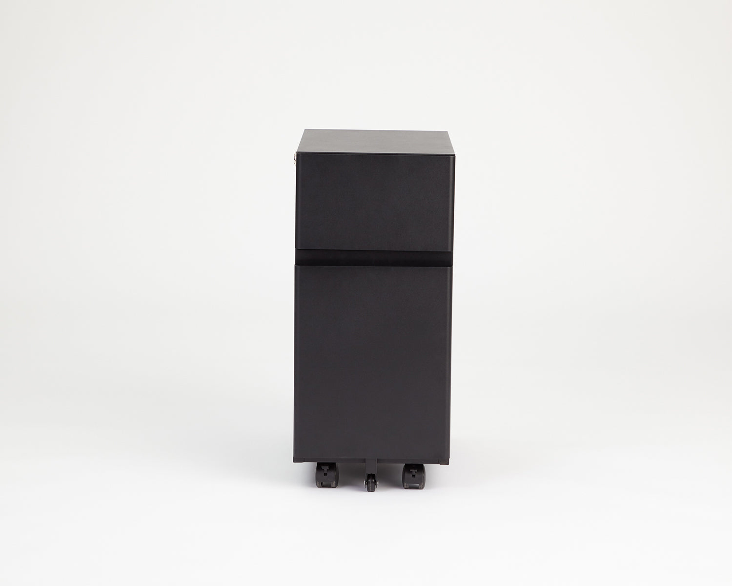 Bend File Cabinet, Black