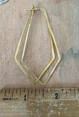 Large Geometric hoops