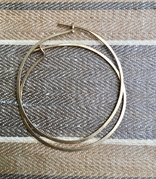 Perfect size round hoops