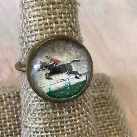 Vintage jumper ring