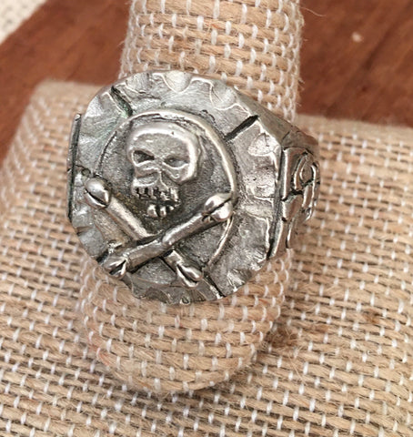 Mexican biker repro ring