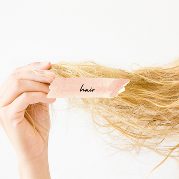 Hair is a reflector of health and beauty. Give it healthy and natural care.