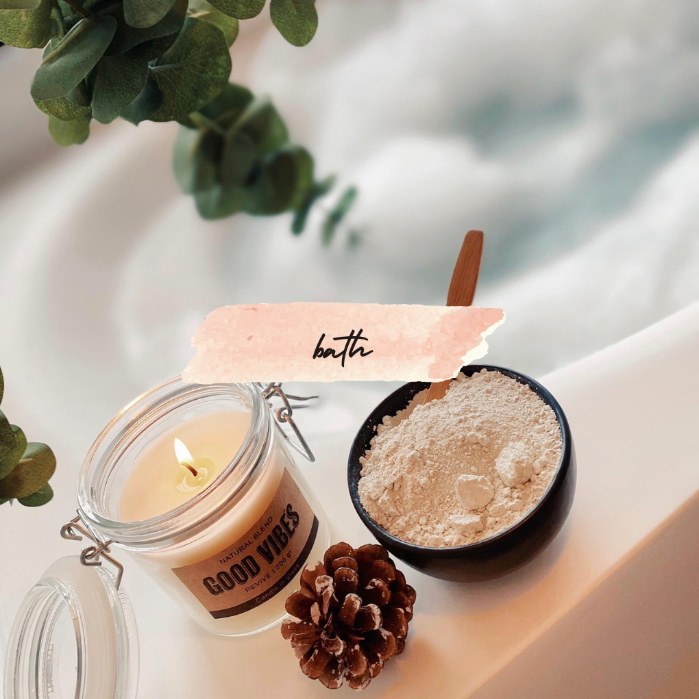 Relaxation and personal peace with excellent detoxifying benefits.