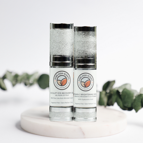 Purchase Vitamin C Brightening Serum & Occulift Eye Recovery Gel