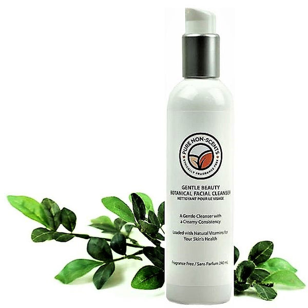 Gentle Beauty Botanical Facial Cleanser