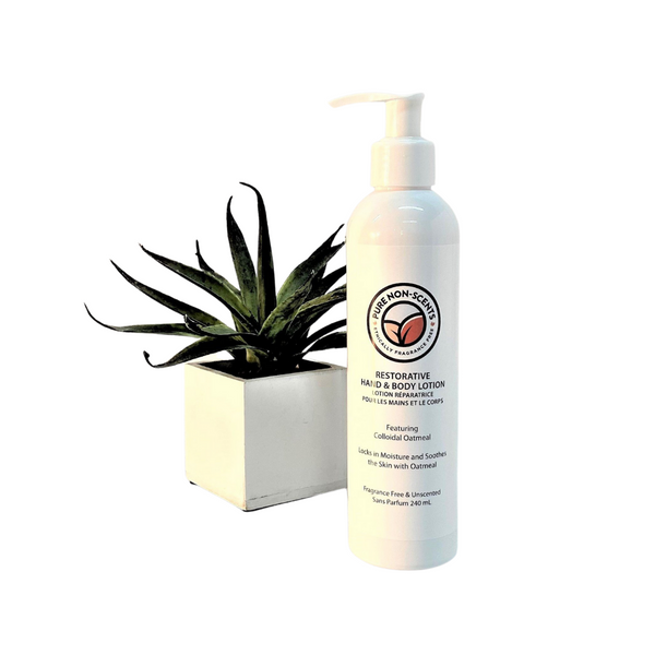 Restorative Hand & Body Lotion with Colloidal Oatmeal