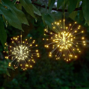 LED Copper Wire Firework Lights-Next Deal Shop-Warm-White-Next Deal Shop