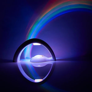 LED Rainbow Projector Lamp - Take the Rainbow Home!-Next Deal Shop-Next Deal Shop