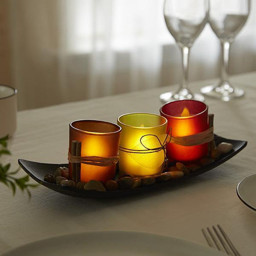 LED Relaxation Candle Set-Next Deal Shop-Next Deal Shop