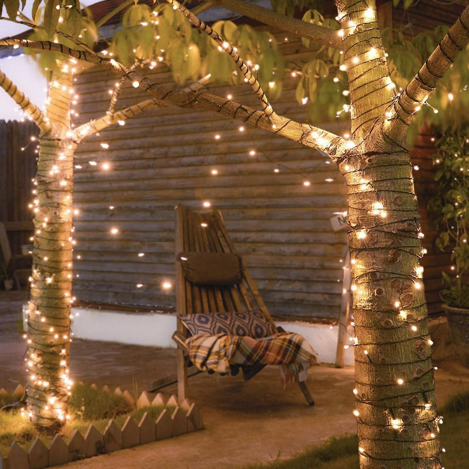 Solar-Powered LED Fairy Lights-Next Deal Shop-Next Deal Shop