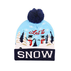 Ugly Christmas LED Beanie-Next Deal Shop-Snow-Next Deal Shop