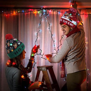 Ugly Christmas LED Beanie-Next Deal Shop-Next Deal Shop