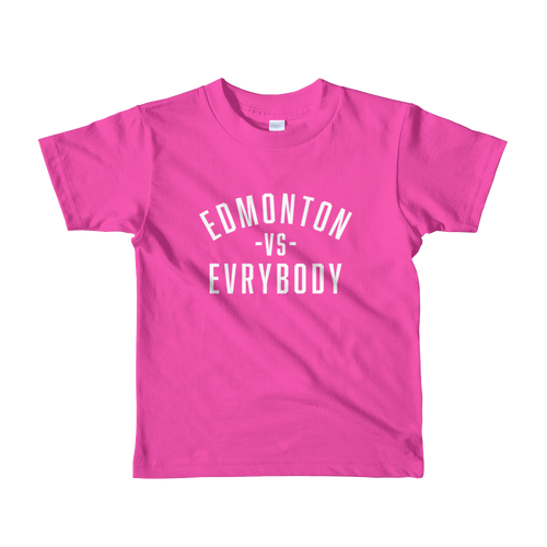 Edmonton Vs Evrybody T-Shirt - yegco