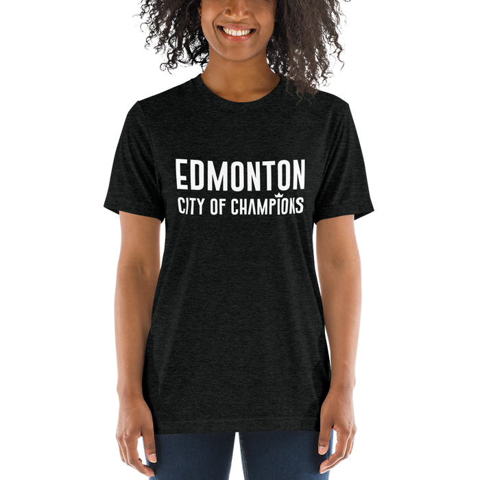 Edmonton City of Champions T-Shirt - yegco