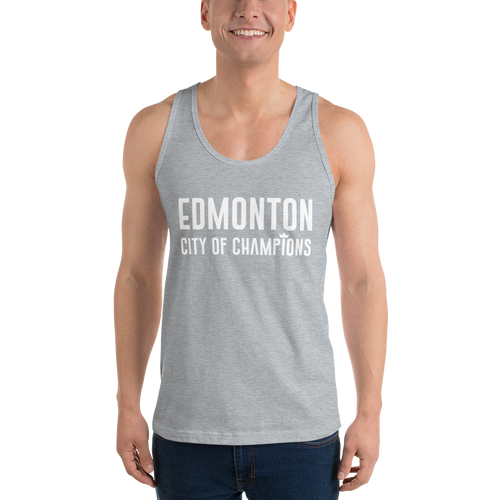 Edmonton | City of Champions Tank Top - yegco