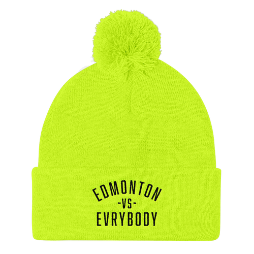 Edmonton vs Evrybody Beanie - yegco
