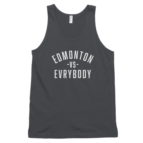 Edmonton Vs Evrybody Tank Top - yegco