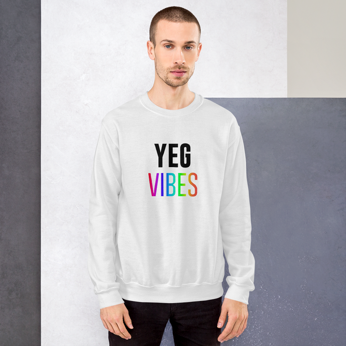 YEG Vibes Sweatshirt - Yeg & Co