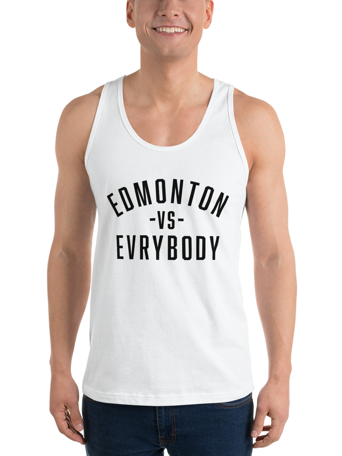 Edmonton Vs. Evrybody Tank Top - yegco