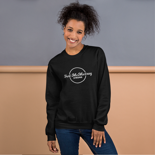 Fort McMurray Strong Unisex Sweatshirt - yegco