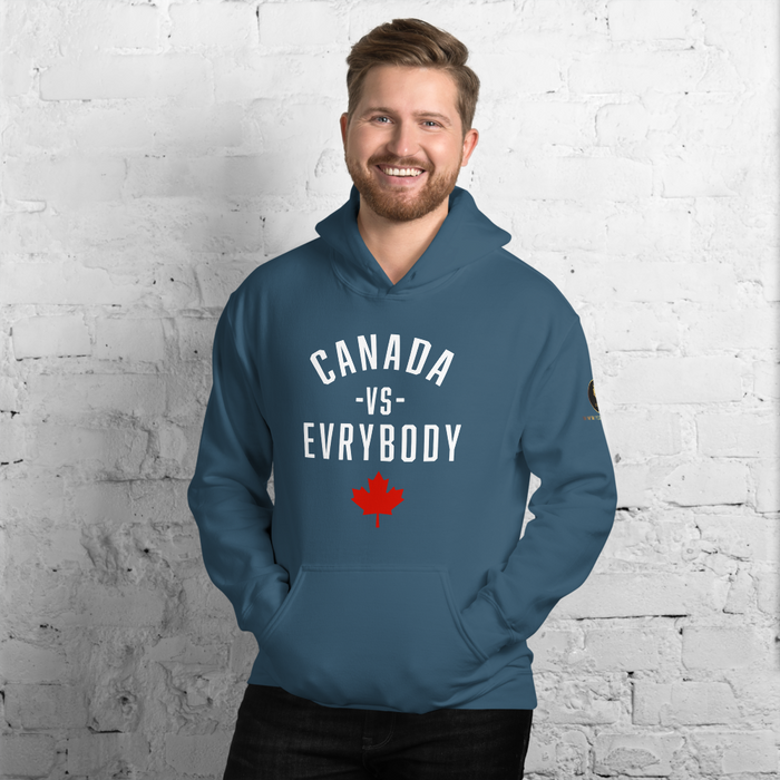 Canada Vs Evrybody - yegco