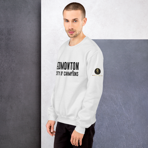 Edmonton | City of Champions Sweatshirt - yegco