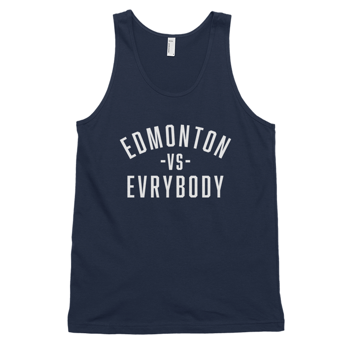 Edmonton Vs Evrybody Tank Top - Yeg & Co