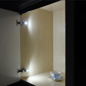 Closet Hinge Intelligent Lamp