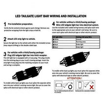 Load image into Gallery viewer, Redline LED Tailgate Light Bar