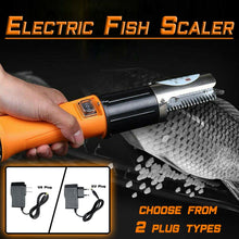 Load image into Gallery viewer, Electric Portable Fish Scaler