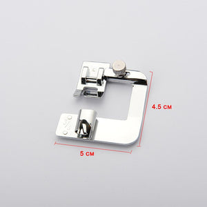 Sewing Machine Hem Rolling Presser Foot