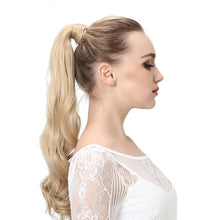 Load image into Gallery viewer, Wrap Around Wavy Ponytail Extension