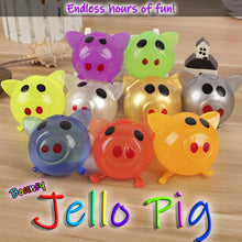 Load image into Gallery viewer, Jello Pig