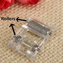 Load image into Gallery viewer, Sewing Machine Roller Presser Foot